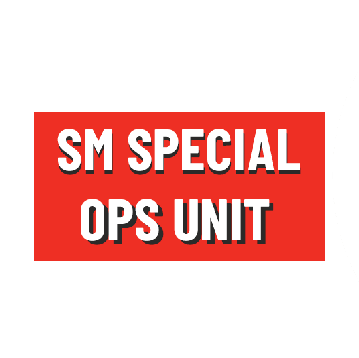 SM Special Ops Unit